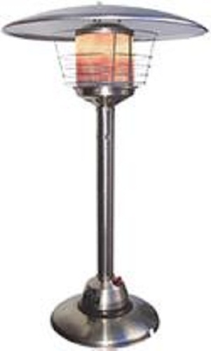 Gas terrassevarmer bordmodel