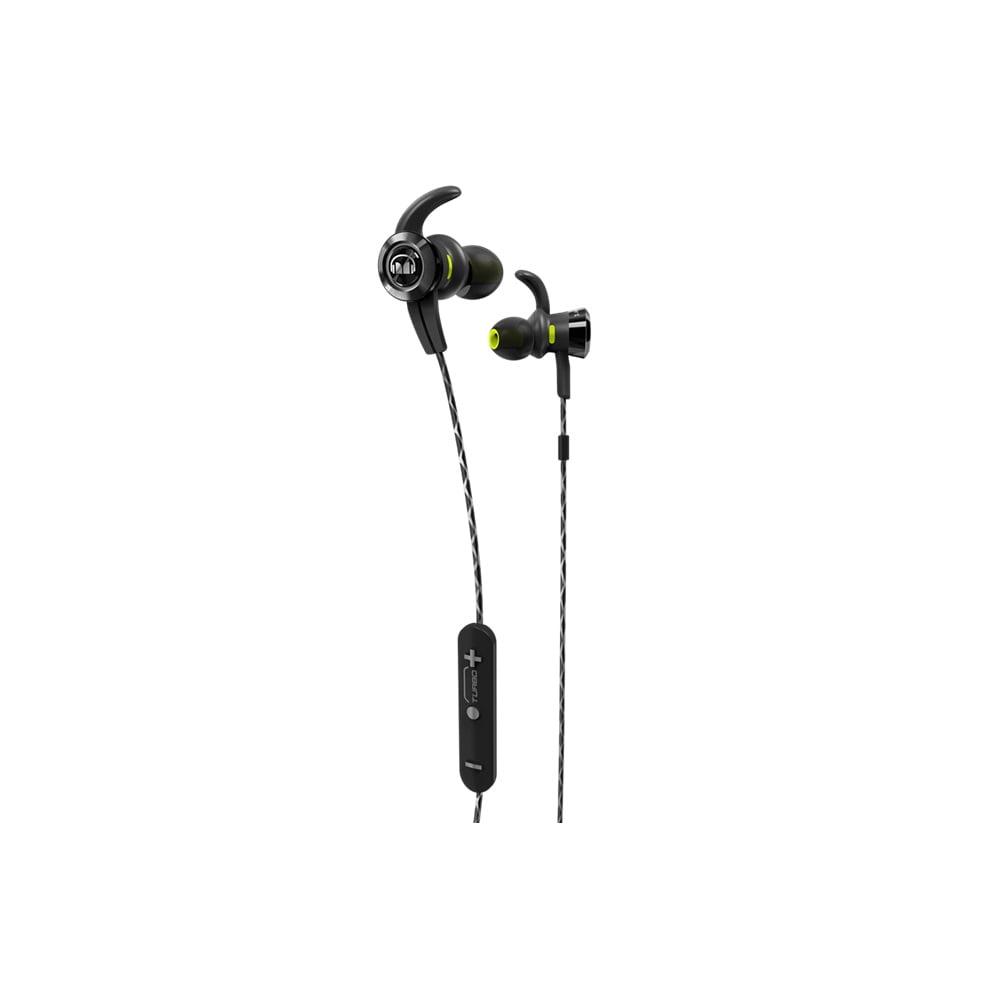Monster iSport Victory In-Ear trådløs høretelefoner - sort