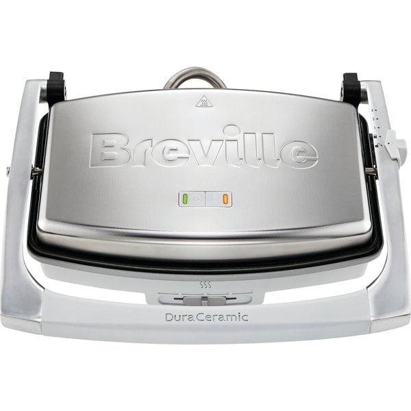Breville Paninigrill DuraCeramic, 3 skiver